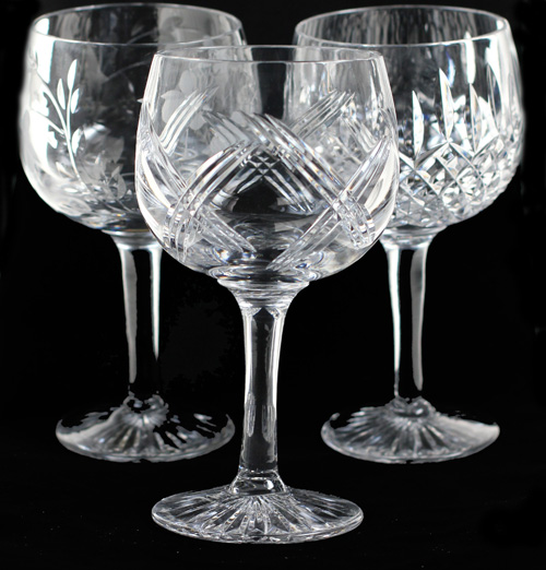 Gin Goblets & Glasses